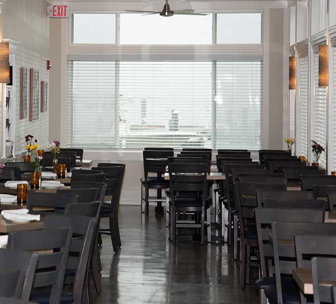 Gloucester Waterfront Restaurant