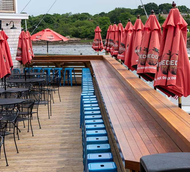 Gloucester Marina Bar Renovation